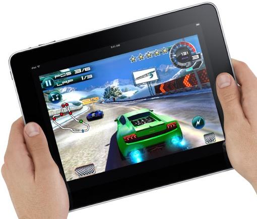 iPad 2 Gamer
