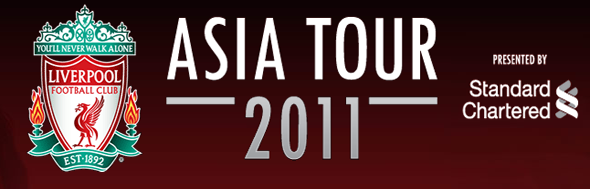 liverpool fc, liverpool come to malaysia, asia tour 2011
