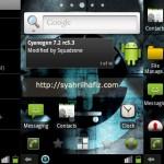 Tutorial CyanogenMod 7.2.0 RC5.3 Samsung Galaxy Mini