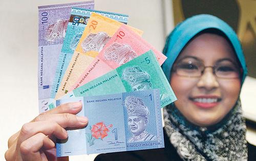 Wang Kertas & Duit Syiling Malaysia Terbaru, Wang Kertas Malaysia Baru, Gambar Wang Kertas Malaysia