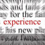 Blog + Ubuntu = Pengalamanku