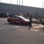 Proton Preve Yang Pertama Kemalangan Jalan Raya?