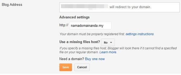 Domain .MY Murah, Domain Murah, Hosting Murah, Blog Mohd Isa, Domain, Apa Itu Domain?, Promosi Domain Murah, Domain Registry Promotion, Custom Domain Blogspot