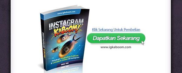 panduan pemasaran instagram, cara jual di instagram